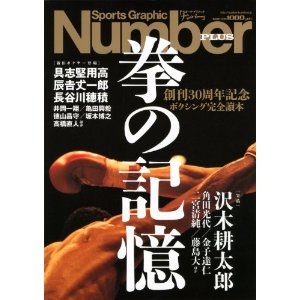 blog THE FIGHTNumber 拳の記憶